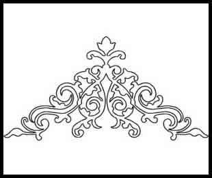 scroll motif Gallery